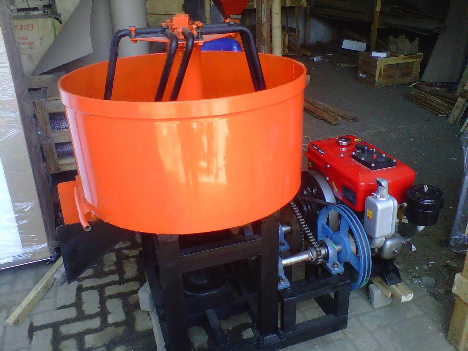 Menyiapkan Alat Untuk Membuat Pupuk Sp 36