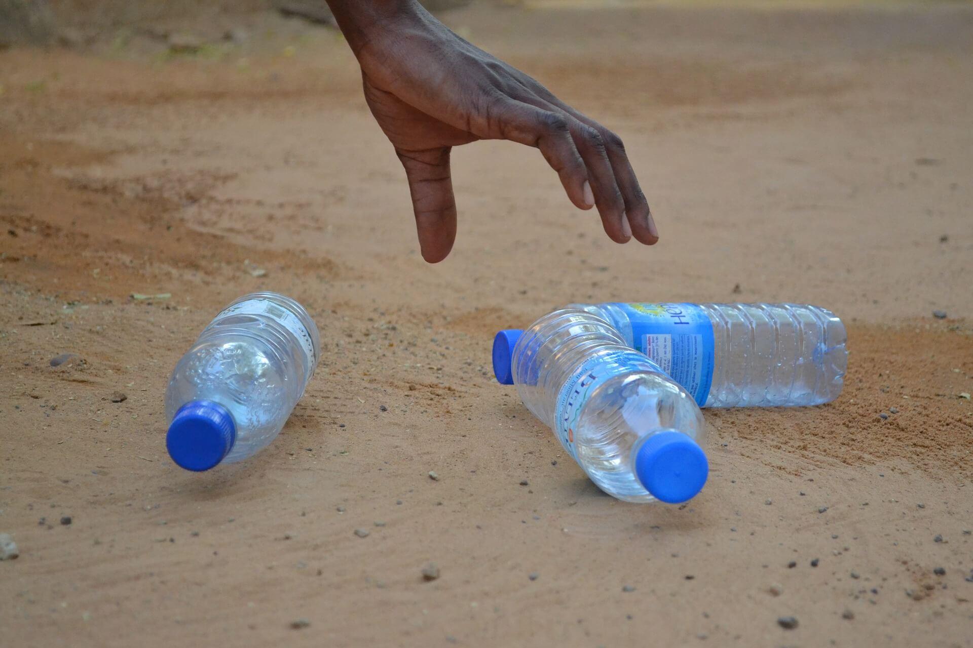 Botol Bekas Air Mineral Untuk Hidroponik