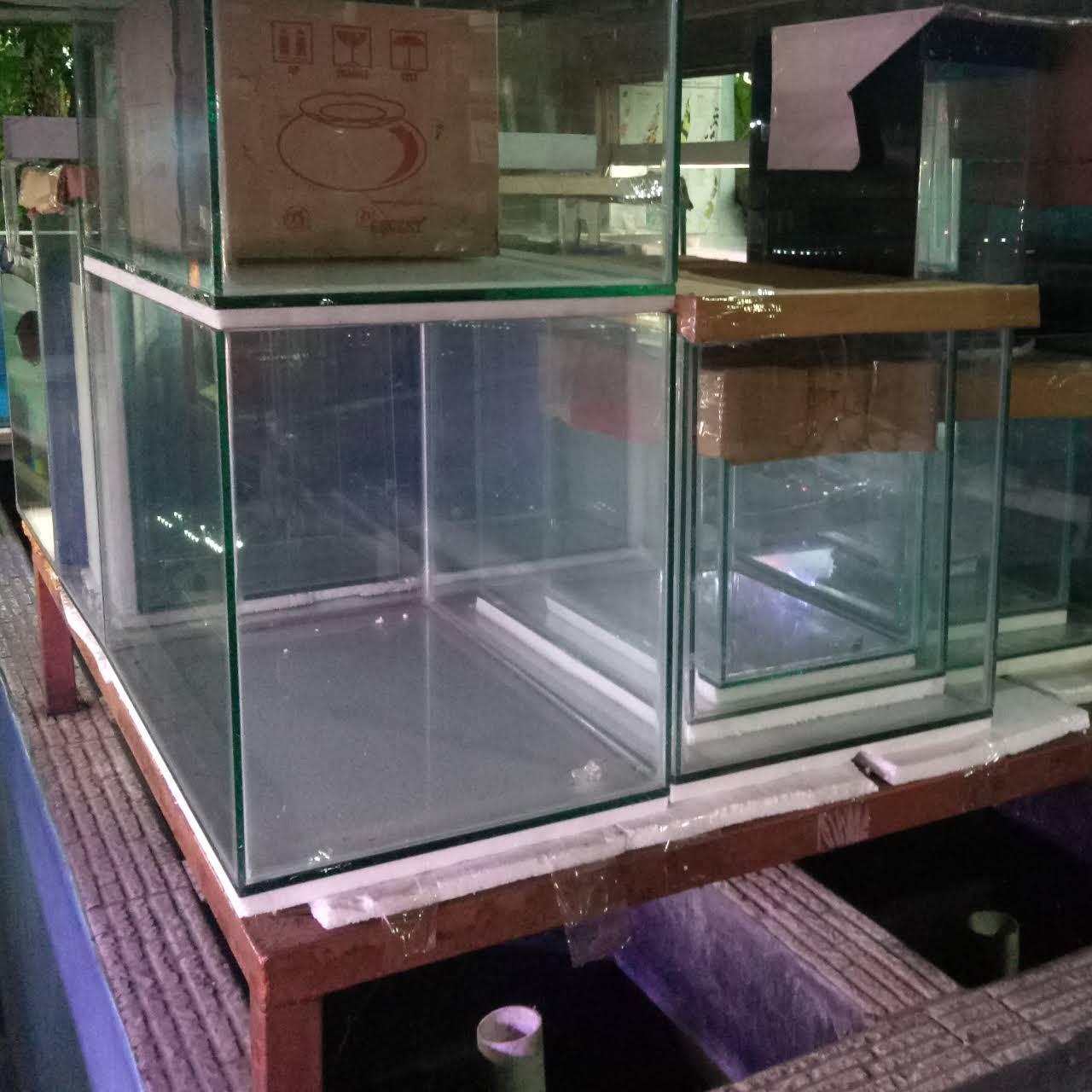 Persiapan Media Budidaya Udang Air Tawar(Aquarium)